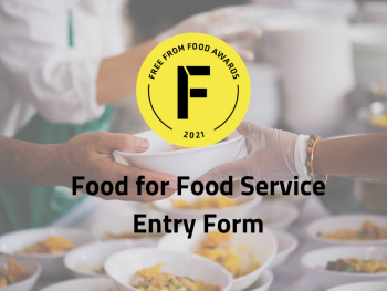 foodservice, freefrom food awards