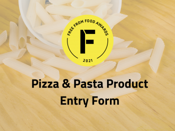 pizza, pasta, freefrom food awards