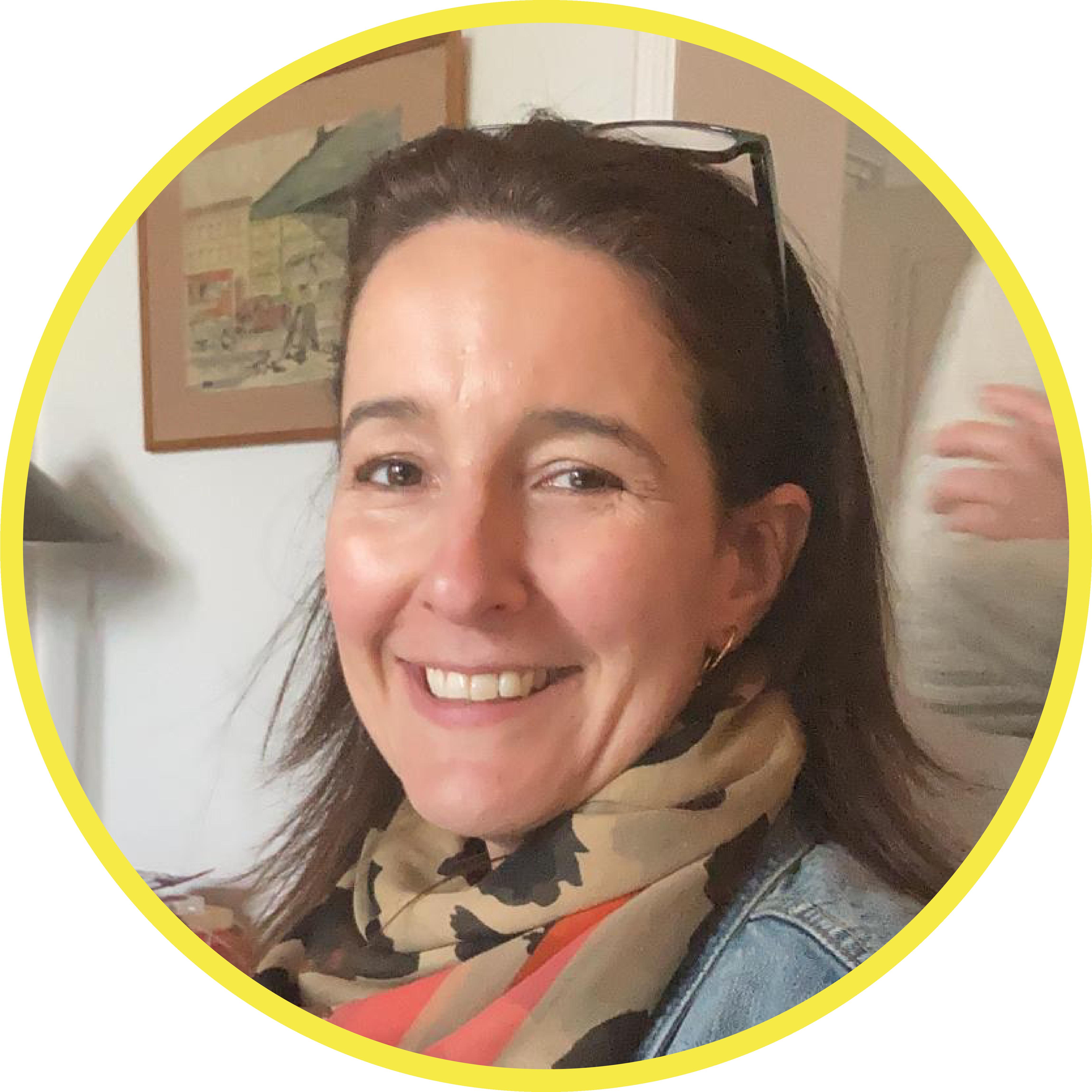 Nicki Clowes, Director of marketing